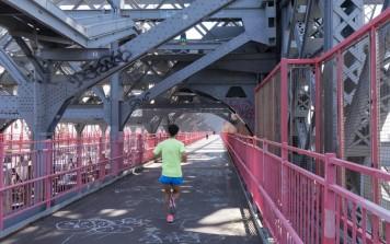 NewYork, New York City, Williamsburg Bridge